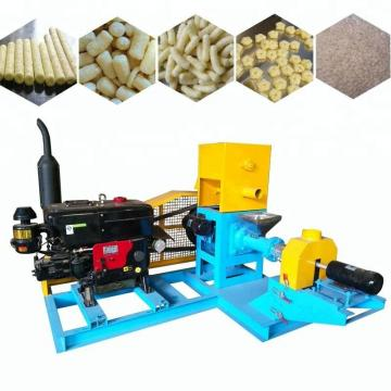 Jinan Saibainuo Corn Cheetos Kurkure Snacks Chips Making Machine