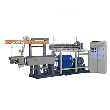 Hot Selling Corn Flakes Bulking Machine Extruded Choco Breakfast Cereals Processing Machinery