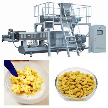 Cereals Snacks Extrusion Machine