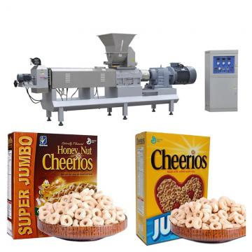 Jinan Saibainuo Breakfast Cereals Corn Flakes Extruder Machine