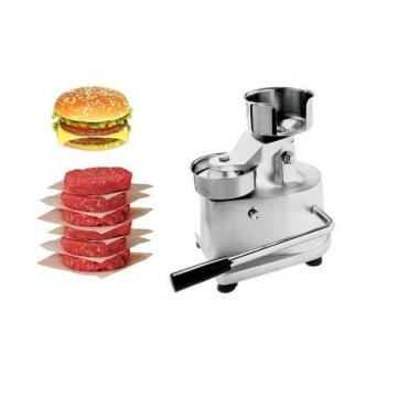 Commercial Hamburger Patty Press Burger Shaper Machine