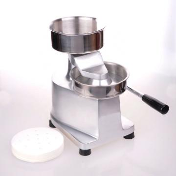 Commercial Hamburger Patty Press Maker Burger Making Machine