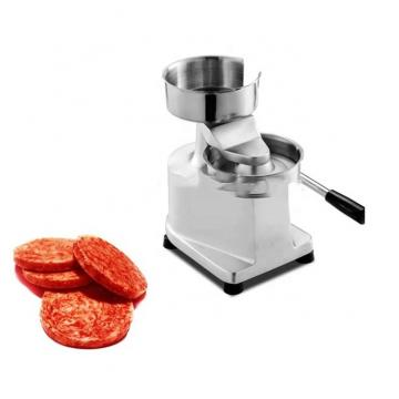 Professional Pie Maker Ground Turkey Meat Production Machine