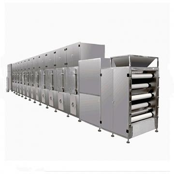 Process Kitchen Ware Automatic Drying Coating Heat Curing Conveyor Belt Oven