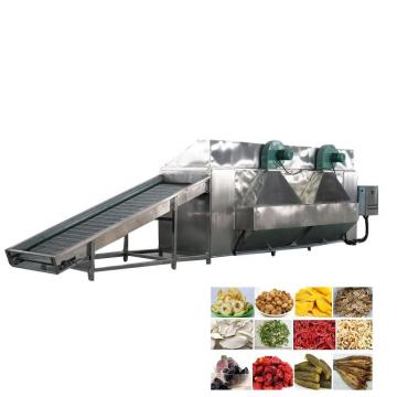 Hot Air Heat Pump Vegetables Ginger Potato Onion Dryer