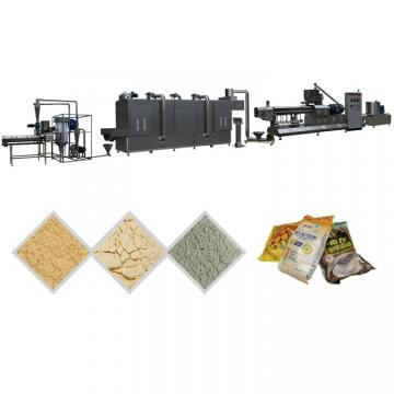 Twin Screw Snacks Baby Food Extruder Making Machinery