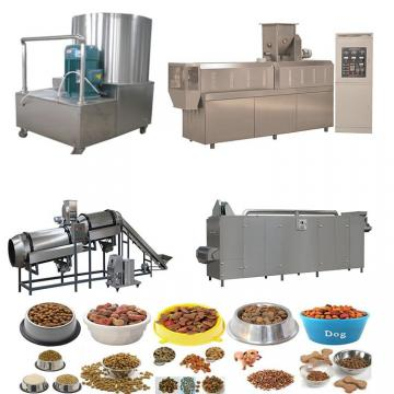 Stainless Steel Dry Dog Food Pellet Making Machine Dry Pet Dog Food Extruder