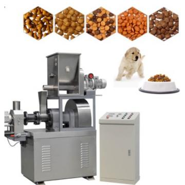 Twist Dog Pet Chews Treats Food Making Processing Equipment