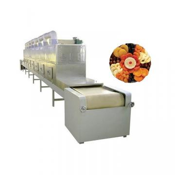 SS304 Microwave Drying Machinery/Vacuum Microwave Sterilizing Line with Ce