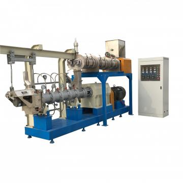 Animal, Fish Feed Pellet Extruder Machine