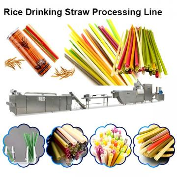 Environmentally Friendly Straws / Drinking Straws Suppliers Custom Straws Machine