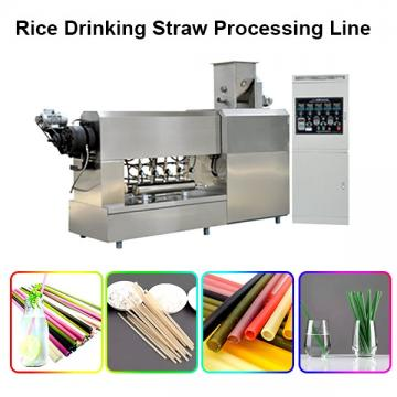 Production Line Machines for Rice Straws