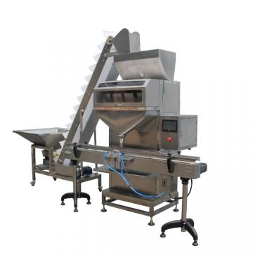 Semi Automatic Granule Spice Sugar Beans Weighing Filling Packing Machine
