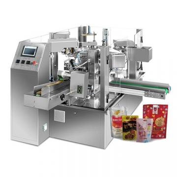 Recycling Plastic Granular Products Weighing Filling Bagging Packaging Packing Machine