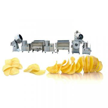 Lowest Price Finger Potato Chips Making Machine Fry Line Equipment