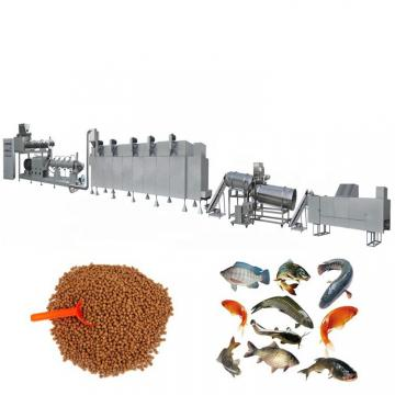 Dog/cat/fish food pellet production line