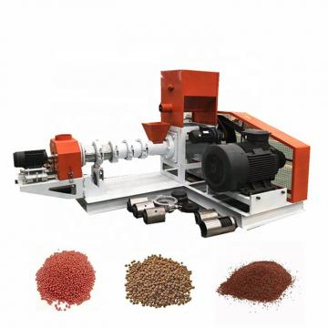 poultry feed production line/animal feed production line small chicken cattle fish pet food poultry feed manufacturing machine