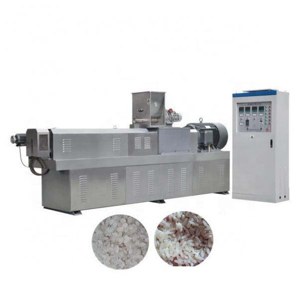 Automatic Artificial Nutritional Rice Factory Price Puff Food Machine #2 image