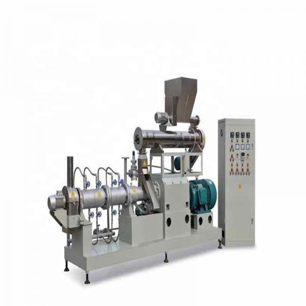 Pet Food Fish Food Processing Line with Extruder to Produce Floating Fish Feed #2 image