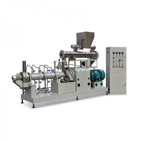 5t/H Automatic Cow Chicken Cattle Poultry Animal Feed Processing Plant Animal Feed Production Line Unit, Feed Pellet Processing Machine Floating Fish Feed Mill #2 image