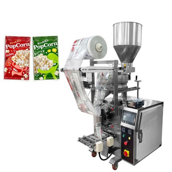 automatic Herbal tea triangle package food packing machine #1 image
