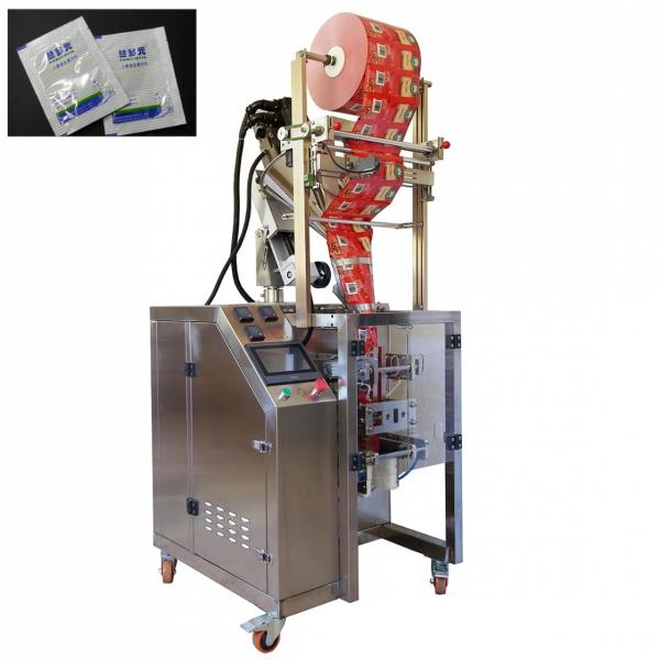 Thermoformer stretch film food packaging machine for walnuts #3 image