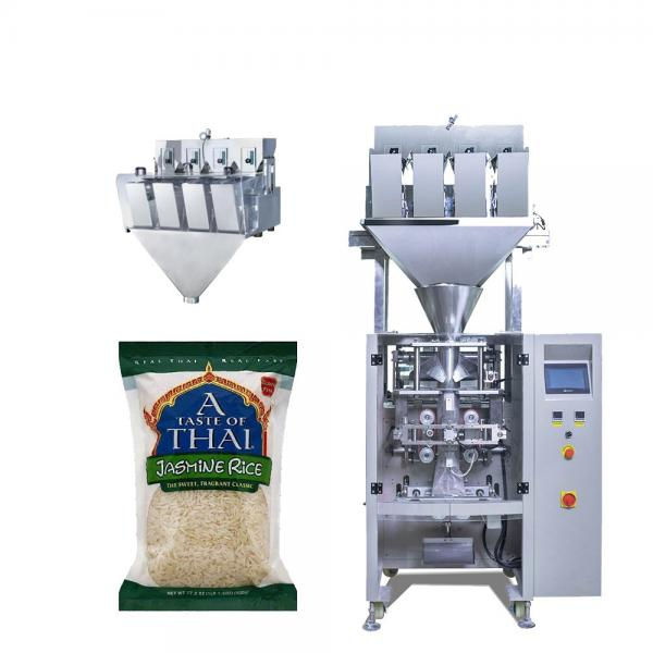 Complete production line stand-up pouch snacks packaging pet food bags #3 image