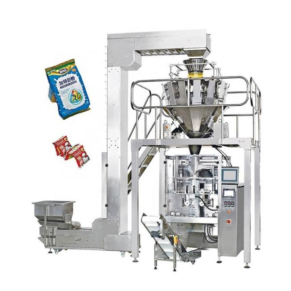 Complete production line stand-up pouch snacks packaging pet food bags #2 image
