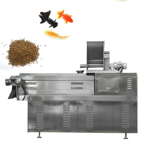 poultry feed production line/animal feed production line small chicken cattle fish pet food poultry feed manufacturing machine #3 image