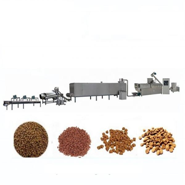 poultry feed production line/animal feed production line small chicken cattle fish pet food poultry feed manufacturing machine #1 image